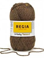 Sock Yarn - Regia 6 Ply Tweed