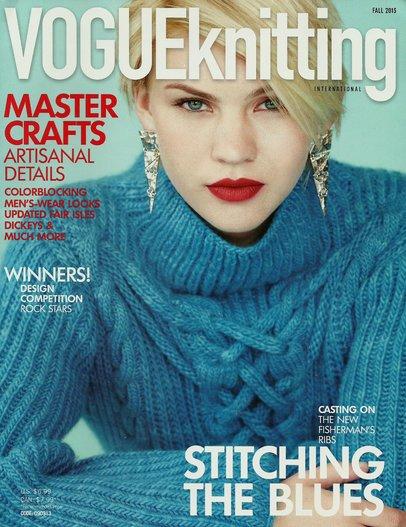 Vogue Knitting (Fall 13)