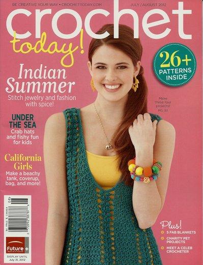 Crochet Today Julyaugust 2012